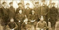 Объездчики земли и лесов помещика Балашова