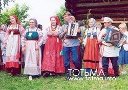 Вологодчина - древняя русская земля