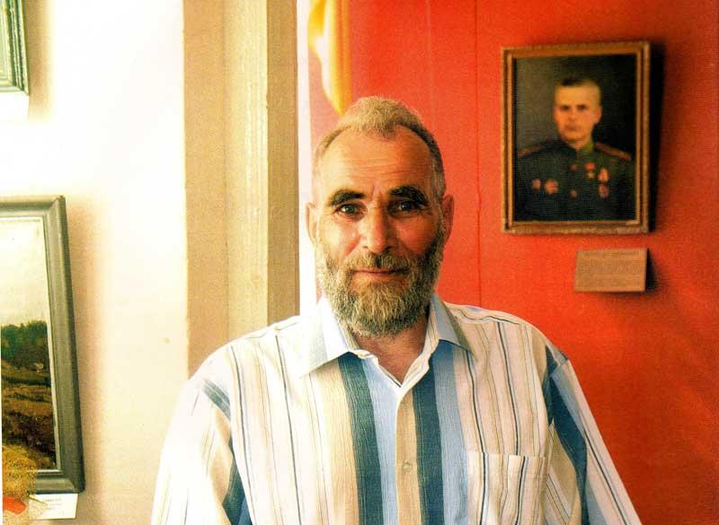 Николай Прокопьевич Сажин