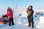 Через Арктику с вологодским маслом! Фёдор Конюхов завершил первый этап экспедиции на собачьих упряжках