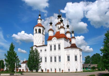 880-летие Тотьмы отметят фестивалем колокольной музыки