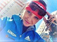 Лыжница из Вологды завоевала золотую медаль на Кубке России